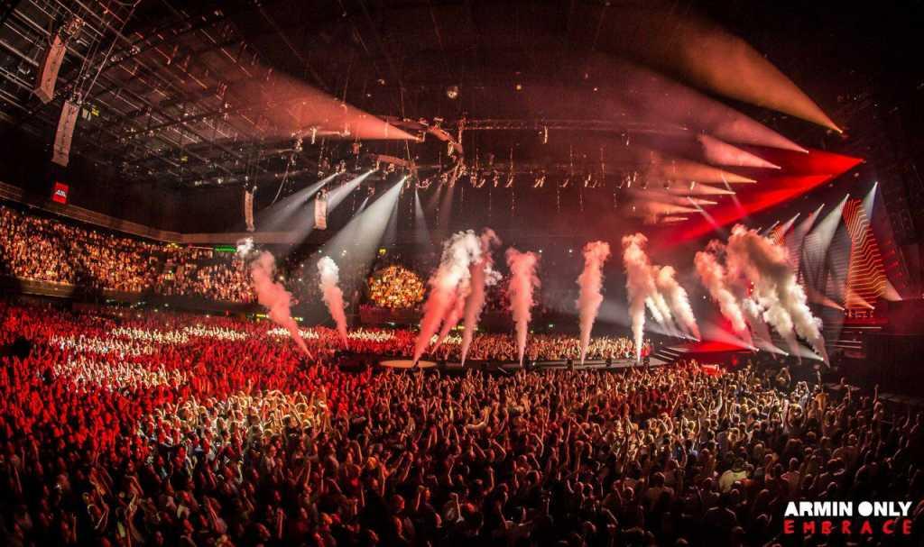 Armin Only Embrace Европа Плюс дарит 100 билетов!  Акции