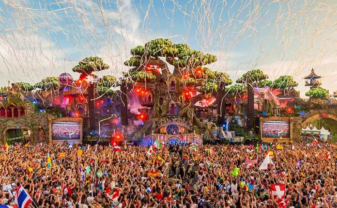 tomorrowland golden ticket