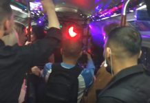 train rave