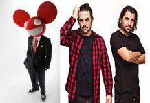 deadmau5 dimitri vegas like mike twitter