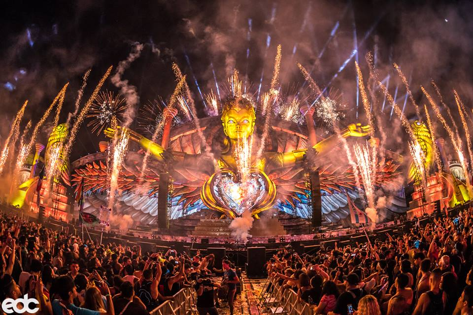 Edc Las Vegas First Night 29 Felony Narcotics Arrests