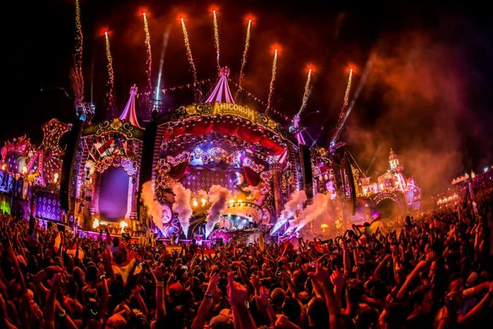 dave clarke tomorrowland