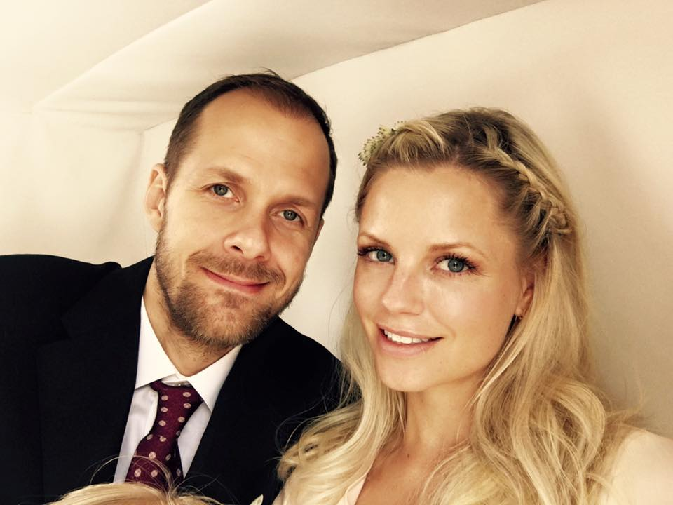 Adam Beyer and Ida Engberg
