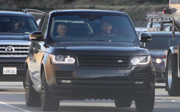 Calvin Harris hospitalised in LA following a terrifying car