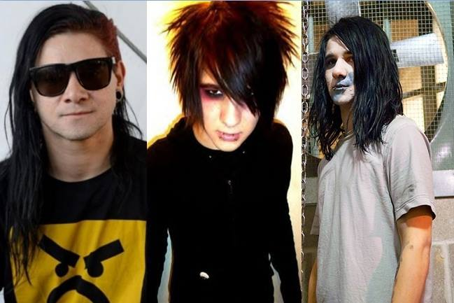 who skrillex was before he became famous