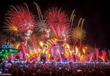 electric daisy carnival 2017