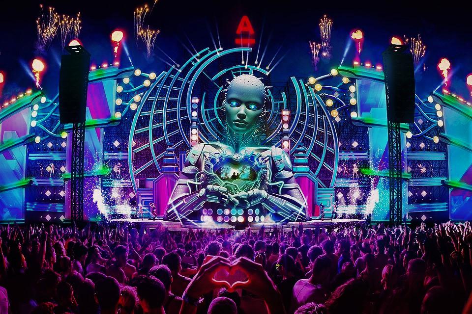 Alfa Future People 2016 main stage