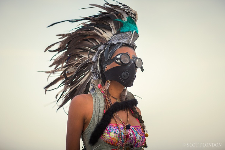Burning Man img via scottlondon.com