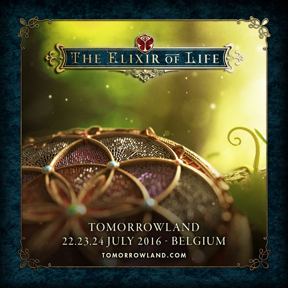 Tomorrowland 2016 The Elixir of Life