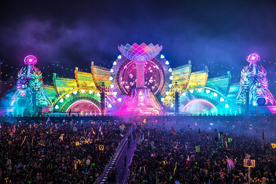 Insomniac Raised Record Breaking Amount For Charity At Edc