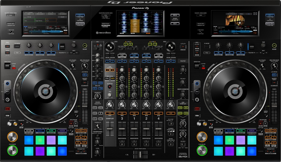 DJ Mixers and controllers are now officially recognized as