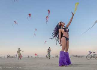 burning man 2017 live