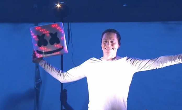 marshmello and tiesto