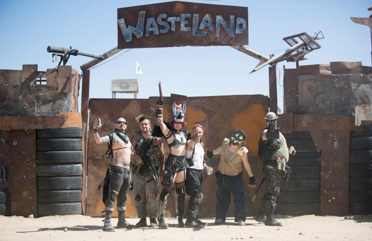 Wasteland Weekend img via Cormac Kehoe