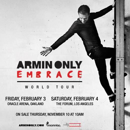 Armin Van Buuren, Armin Only Embrace