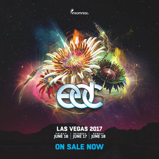 Electric Daisy Carnival 2017
