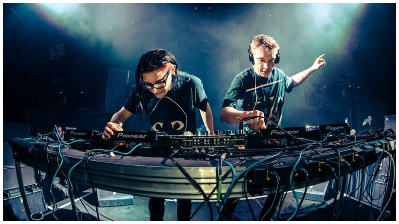 diplo and skrillex likely ending the jack u project