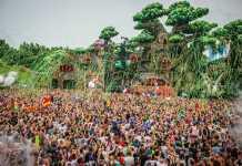 Tomorrowland elrow stage