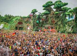 Tomorrowland elrow stage