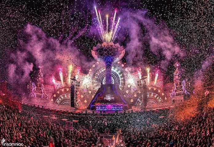 edc las vegas kinetic gaia