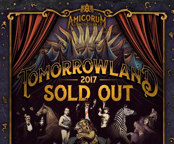 tomorrowland 2017 tickets