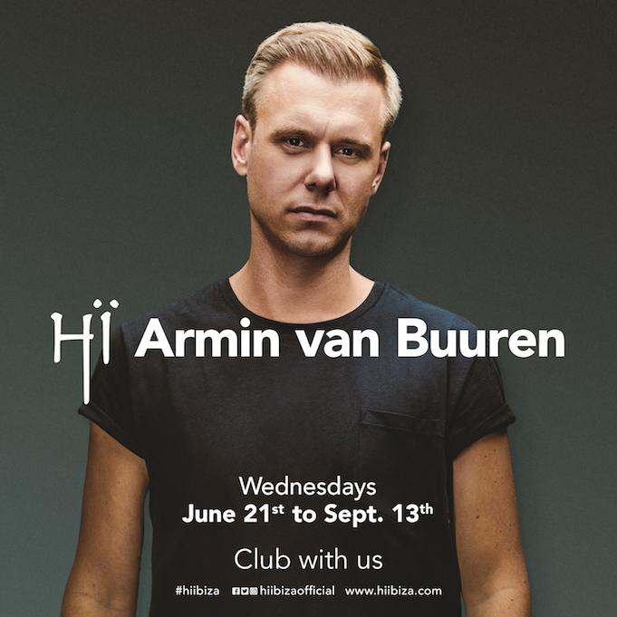Armin Van Buuren residency