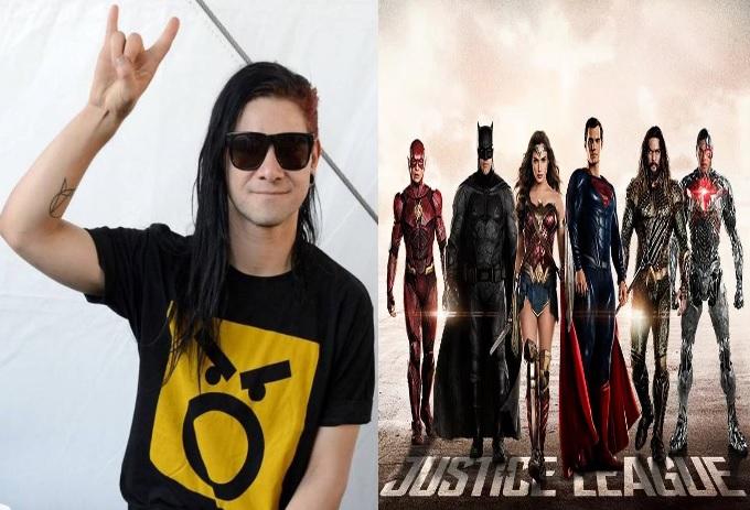 skrillex kendrick lamar justice league