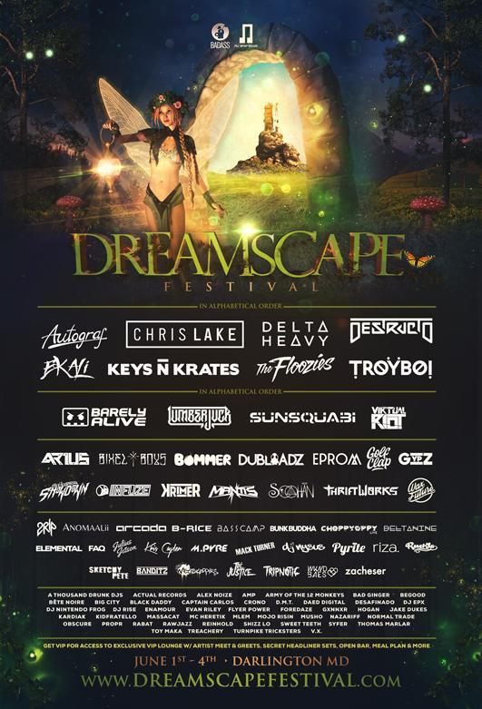 Dreamscape festival 2017