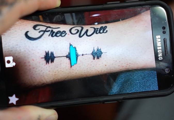 soundwave tattoos