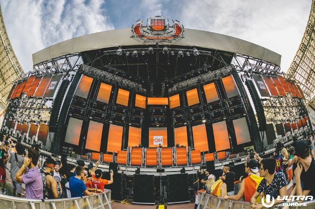 Ultra Europe live stream