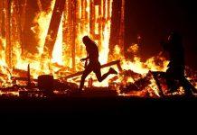 burning man 2017 death
