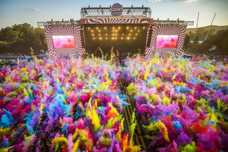 "Image result for SZIGET Festival, Hungary   ""August 10, 2018"""