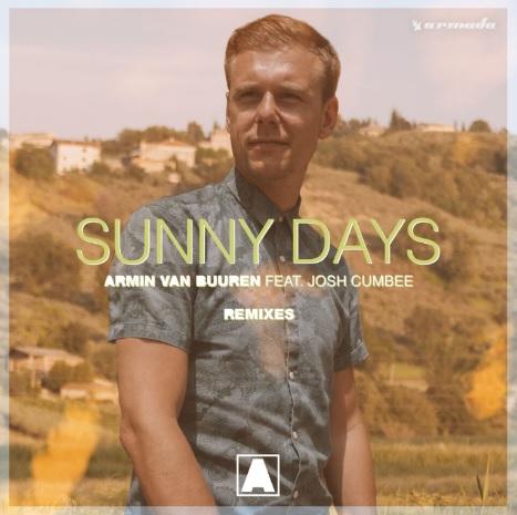armi van buuren's sunny days remixes