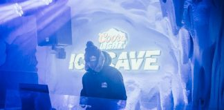ice cave rave
