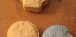 blue mushroom ecstasy