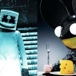Marshmello and deadmau5