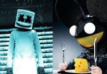 Marshmello and deadmau5