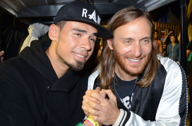 david guetta and afrojack