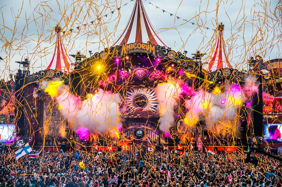 Tomorrowland 2018 announced full lineups for a number of the