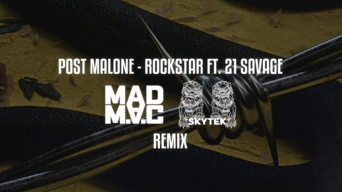 MAD M A C & Skytek joined forces for blasting remix of Post
