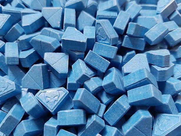 blue punisher ecstasy