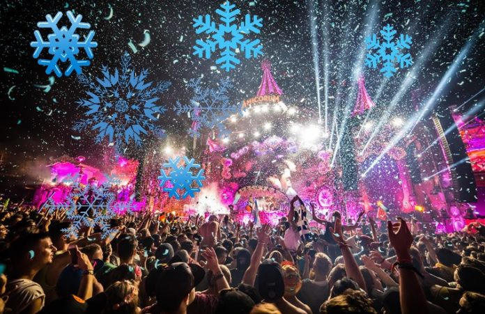 tomorrowland winter the hymn of the frozen lotus