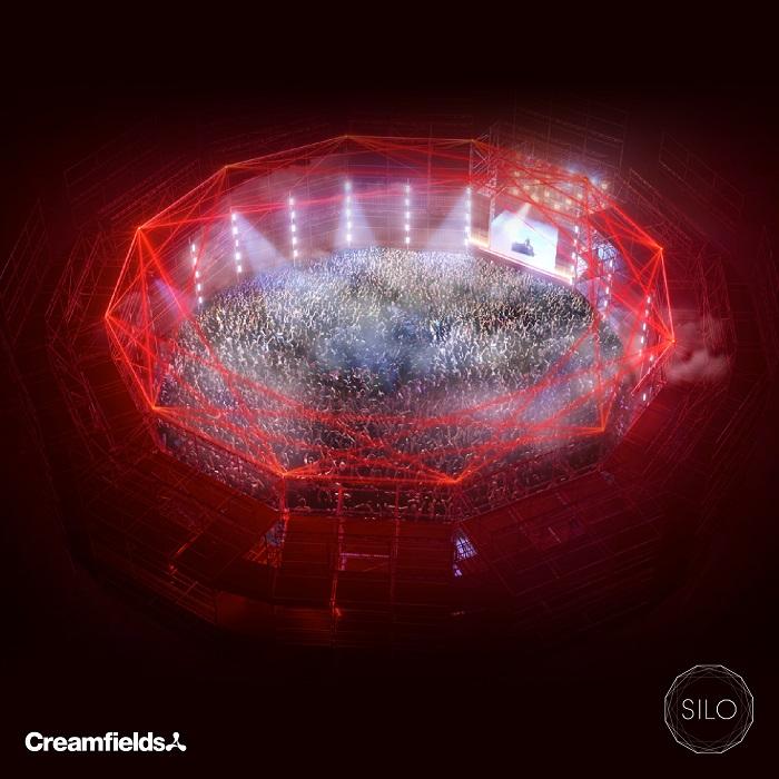 Creamfields Silo