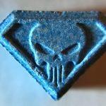 blue punisher ecstasy pill