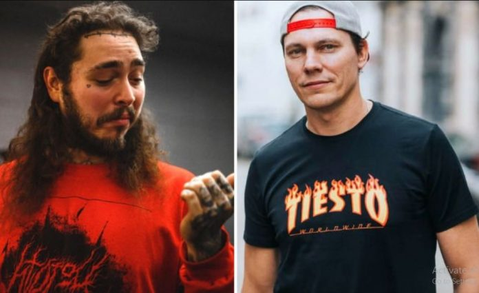 tiesto post malone