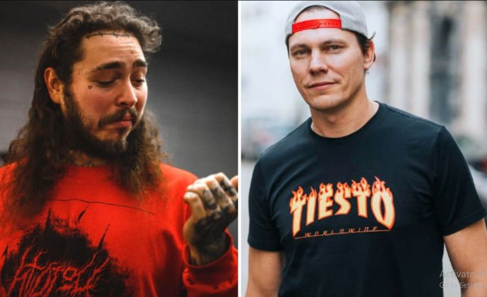Tiesto Has Teamed Up With Post Malone For A New Track