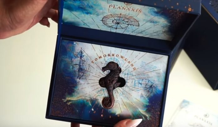 tomorrowland ticket box