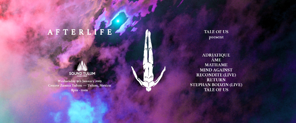 afterlife sound tulum