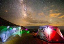 shiftpod tents