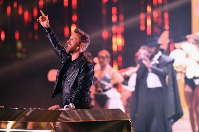 David Guetta MTV